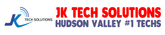 JK Tech Solutions - Hudson Valley #1 Computer Techs - Computer (PC/MAC) Repairs, Laptop, iPad, iPhone, Samsung Tablets, On-Site Repairs, In-Store - Cheaper than the Geek Squad - Serving Dutchess, Putnam, Orange, Ulster, Rockland and Westchester County. Main Office Located in Hopewell Junction, NY - Near Wappingers Falls, Fishkill, Stormville, Carmel, Lagrangeville, Beacon, Poughkeepsie, Cold Spring